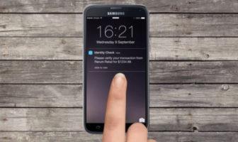 Authentifizierung per Identitätscheck am Smartphone