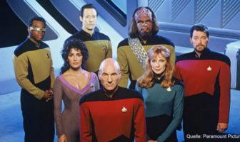 Star Trek und ein Szenario für die Bank der Zukunft