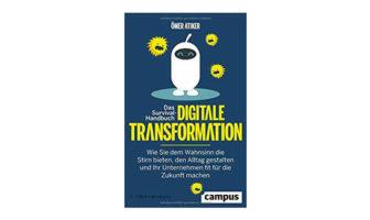 Buchtipp: Das Survival-Handbuch digitale Transformation