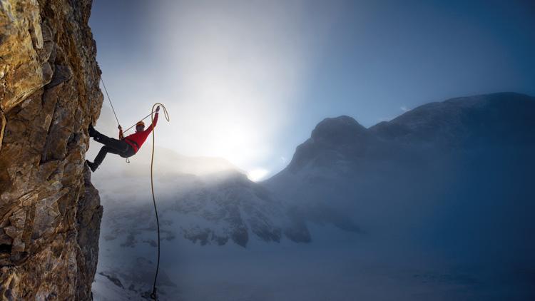 Mut ist der Schlüssel und Türöffner für Erfolg