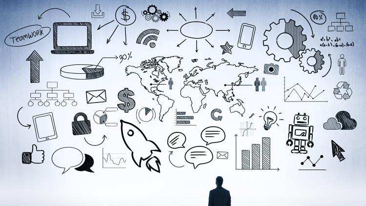 Vernetzung in der Finanzdienstleistung schreitet voran