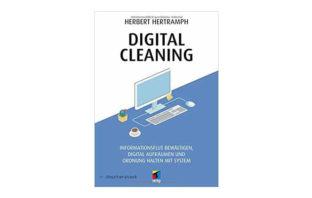 Buchtipp: Herbert Hertramph: Digital Cleaning