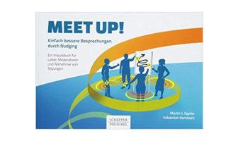 Buchtipp: Martin J. Eppler und Sebastian Kernbach: Meet up!