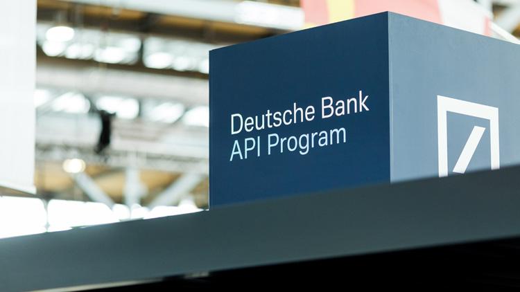 Deutsche Bank API-Programm für Open Banking