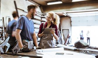 Unternehmenskredite für kleine und mittlere Geschäftskunden