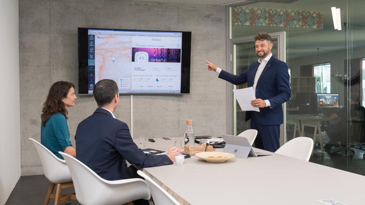 Einsatz digitaler Lösungen bei der Immobilienberatung