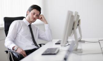 Firmenkunden auf der Suche nach der richtigen Bank