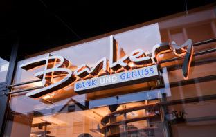 Bankery: Bank und Genuss in der Bankfiliale