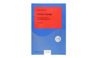 Buchtipp: Winfried Berner: Culture Change
