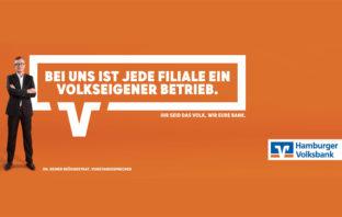 Neupositionierung der Hamburger Volksbank