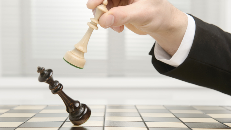 Führen von Verhandlungen bei Banken und Sparkassen