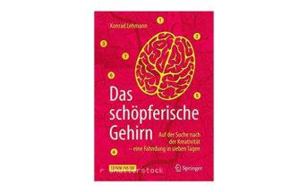 Buchtipp: Das schöpferische Gehirn - Konrad Lehmann