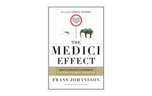 Buchtipp: Der Medici-Effekt - Wie Innovation entsteht von Frans Johansson.
