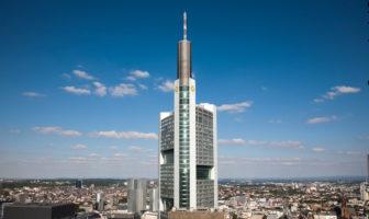 Zentrale der Commerzbank in Frankfurt am Main