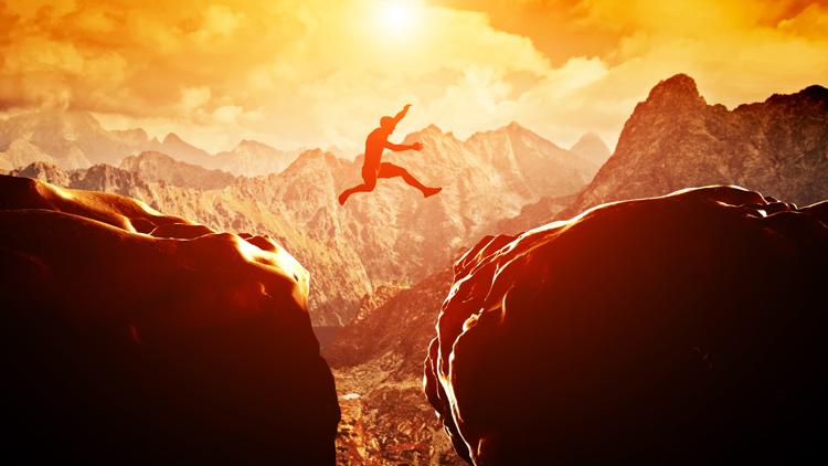 Innovationen und die Bereitschaft zum Risiko gehören zusammen