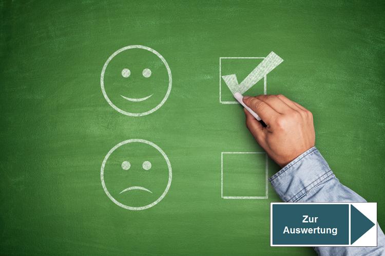 Testergebnis professionelles Bankmarketing