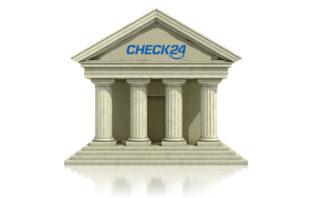 Das Vergleichsportal Check24 hat eine Banklizenz beantragt