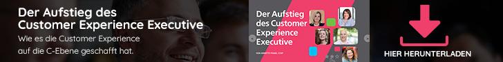E-Book: Aufstieg des Customer Experience Executive