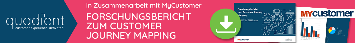 Studie zum Customer Journey Mapping