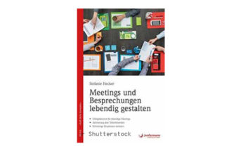 Buchtipp: Meetings und Besprechungen lebendig gestalten