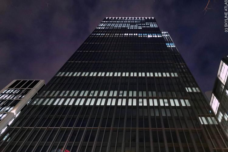 Neue Zentrale von Goldman Sachs in Deutschland