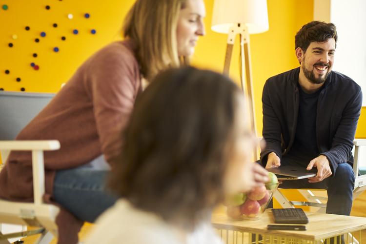 Produktideen-Entwicklung im Sparkassen Innovation Hub