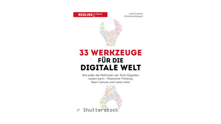 Buchtipp: 33 Werkzeuge für die digitale Welt - Leila Summa und Christine Kirbach