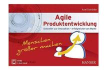 Buchtipp: Axel Schröder: Agile Produktentwicklung