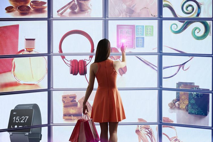 EY Smart Mirror verbindet POS-Daten mit emotionalen Kundendaten