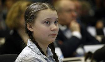 Greta Thunberg, Klimawandel und die Banken
