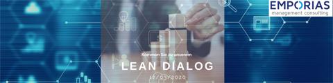 Emporias Lean Dialog für Finanzdienstleister