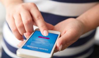 Sicherheit beim Mobile Banking ist ein wichtiges Thema für Kunden