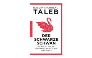 Buchtipp: Der Schwarze Schwan von Nassim Nicholas Taleb