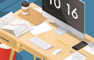 Im Zuge der Corona-Krise arbeiten viele Menschen im Home Office