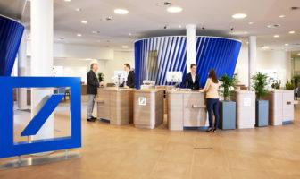 Entwicklung des Privatkundengeschäfts der Deutschen Bank