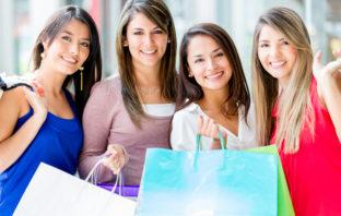 Kontextbezogene Analysen ermöglichen Banking beim Einkaufen