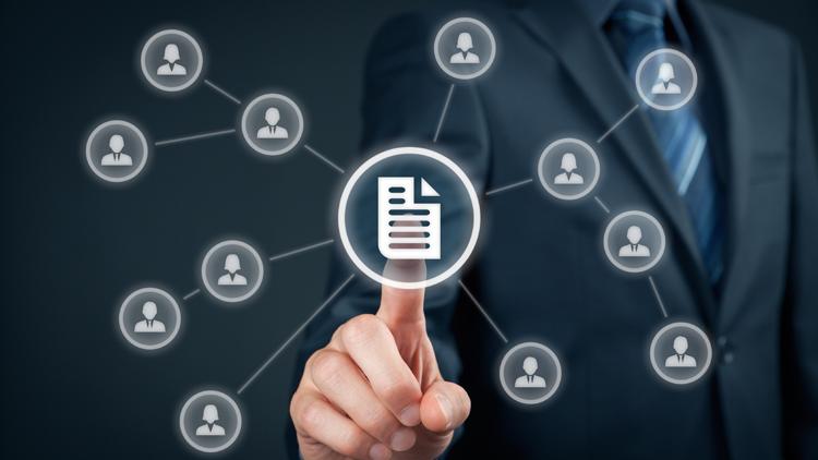 Prozessoptimierung in Banken durch digitales Dokumentenmanagement