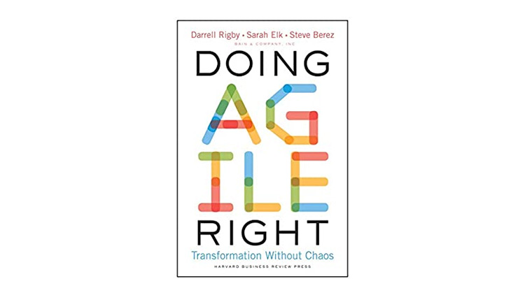 Buchtipp: Doing Agile Right - Transformation Without Chaos