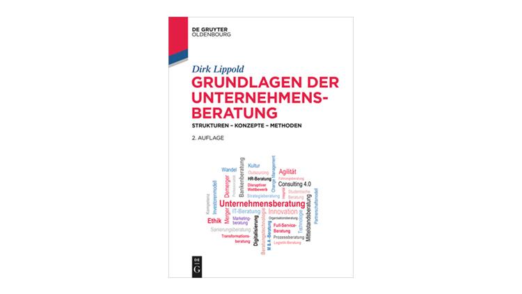 Buchtipp: Grundlagen der Unternehmensberatung von Dirk Lippold