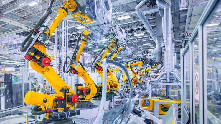Banken und Sparkassen müssen die Industrialisierung vorantreiben