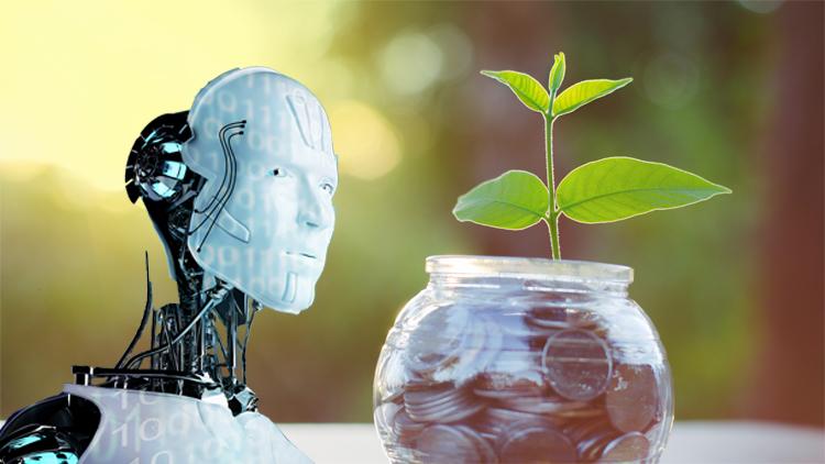 Nachhaltigkeit und Künstliche Intelligenz in Banken