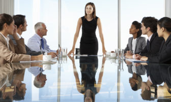 Karrierechancen von Frauen bei Banken und Sparkassen