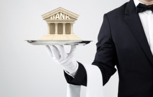 Die kundenorientierte Service-Bank