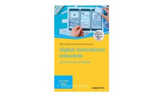Buchtipp: Ratgeber Digitale Innovationen entwickeln