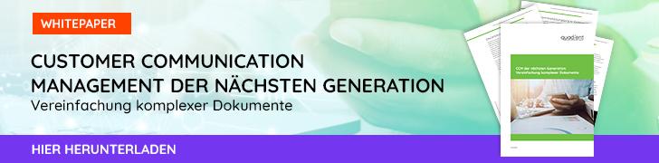 Das CCM der nächsten Generation: Vereinfachung komplexer Dokumente