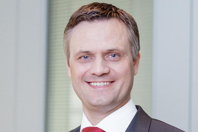 Markus Schulz - Abteilungsdirektor Firmenkunden, DSGV