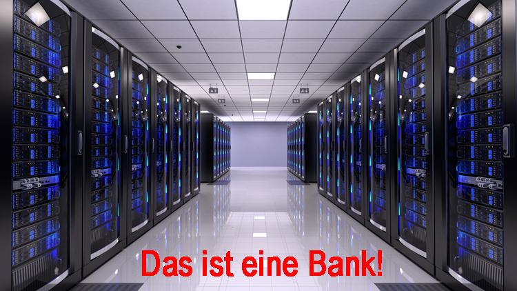 Die Bank der Zukunft ist ein modernes digitales Unternehmen