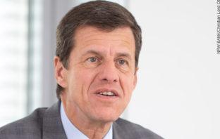 Eckhard Forst – Präsident, Bundesverband Öffentlicher Banken Deutschlands