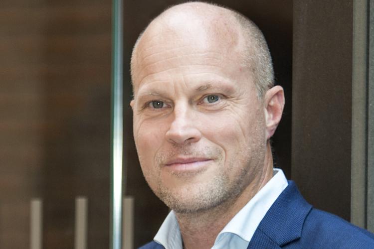 Fredrik Ulvenholm, CEO vilja