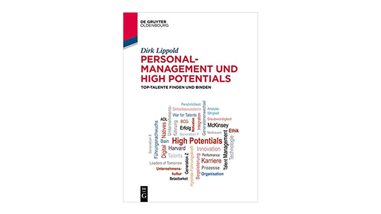 Buchtipp: Personalmanagement und High Potentials